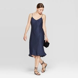 👀ISO👀 A New Day Midi Slip Dress Sz L or XL